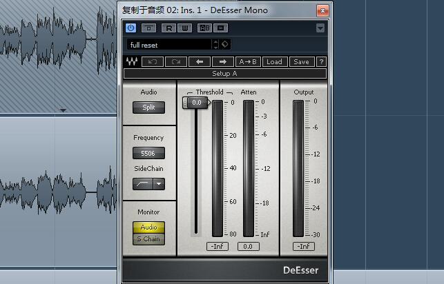 cubase歌曲后期混音教程(七)